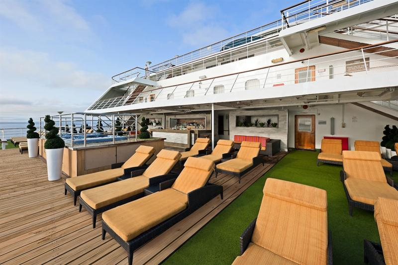 39 night World Cruise