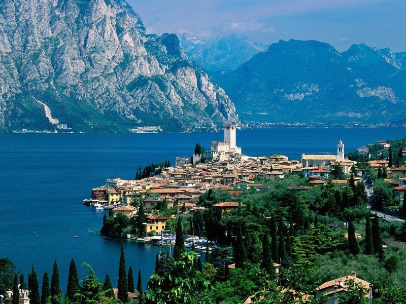 Lake Garda - 4* Hotel Majestic Palace