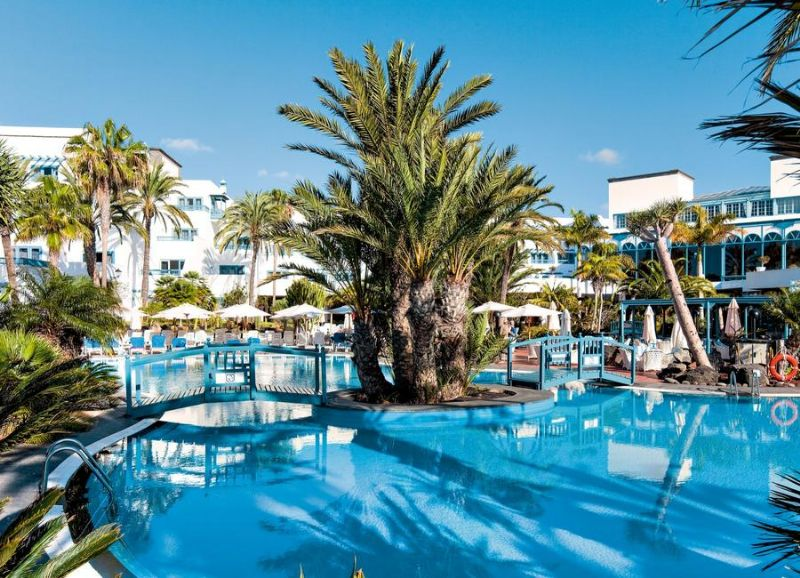 Lanzarote -  4* Seaside Los Jameos Playa