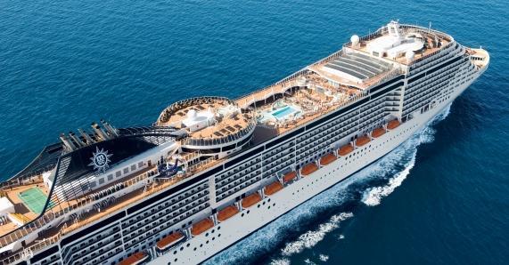 MSC Med Cruise n Stay