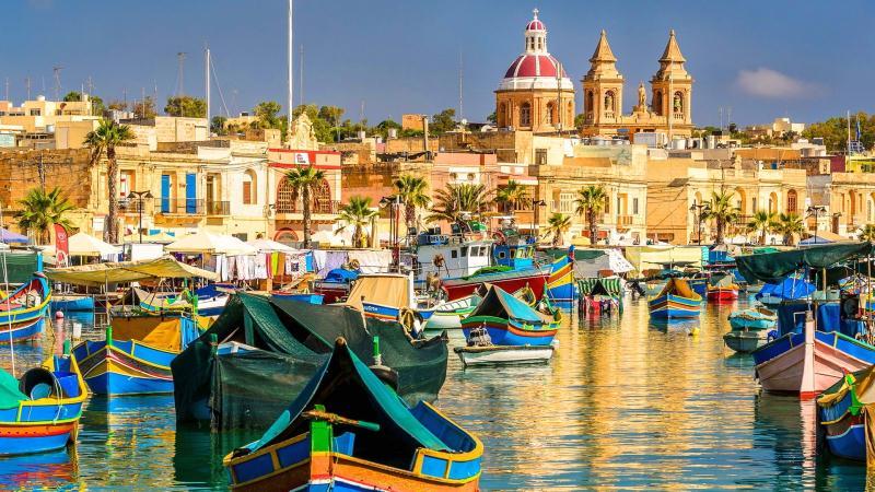 Malta - 4* Cavalieri Hotel
