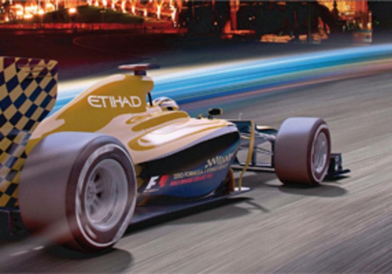 Abu Dhabi Grand Prix!