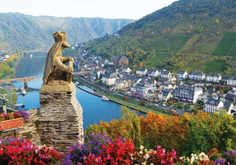 Enchanting Rhine Rivercruise