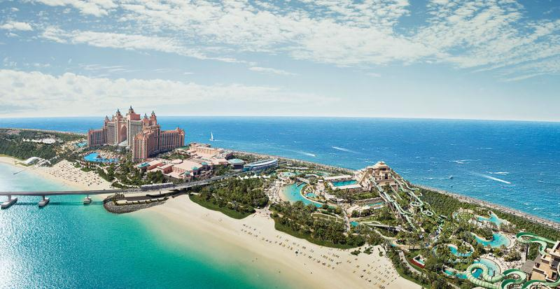 Dubai - 5* Atlantis, The Palm