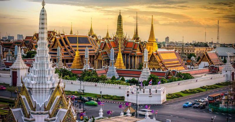 Thailand - 5* Khao Lak & Bangkok