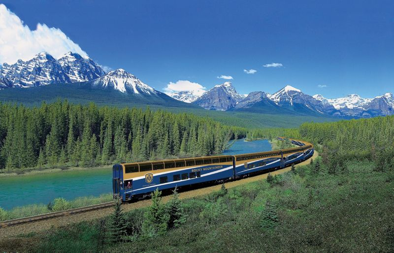 Alaska Cruise & Rocky Mountaineer