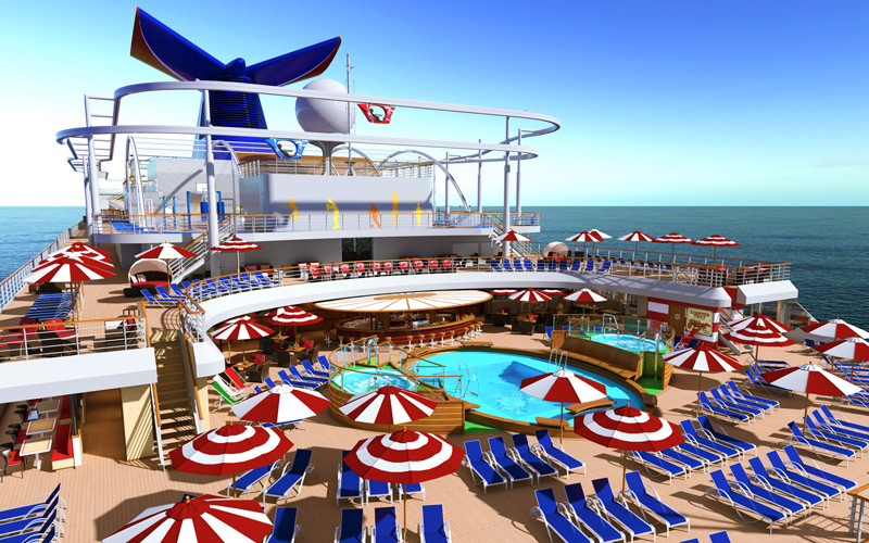 Mediterranean Cruise with Carnival