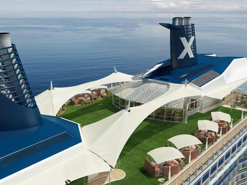 Celebrity Reflection Cruise n stay
