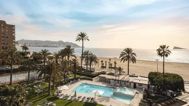 Costa Blanca - 4* Gran Hotel Delfin