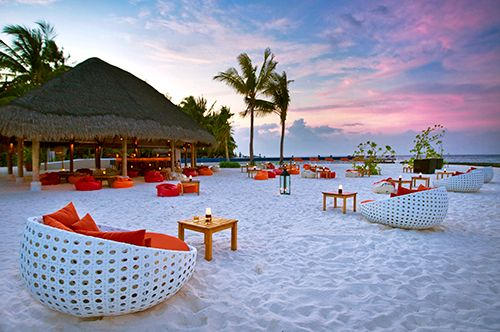 The Maldives - 4* Kuramathi Island