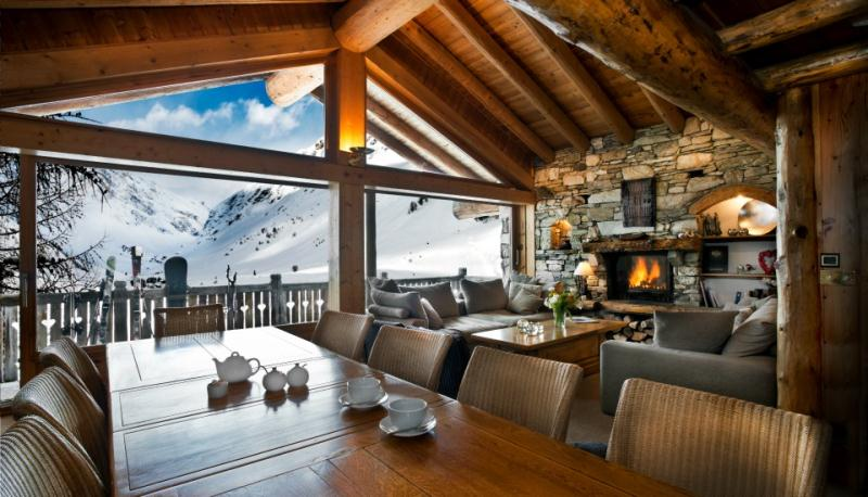 Luxury Ski Chalet Dec 17