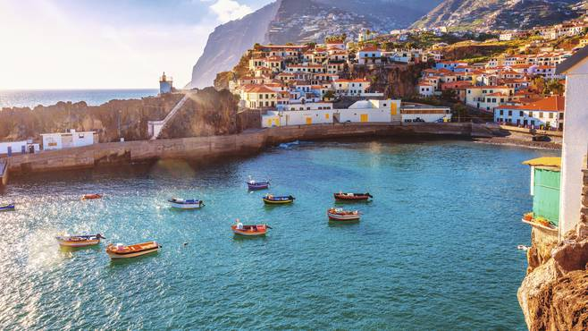 Madeira 5* Escorted Tour