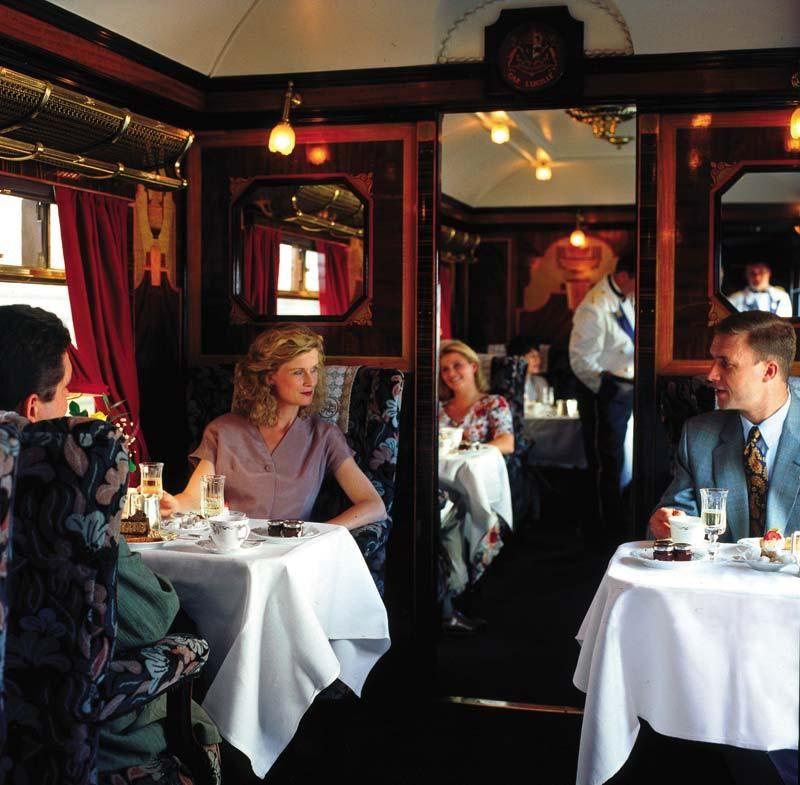 Orient Express Venice to Vienna