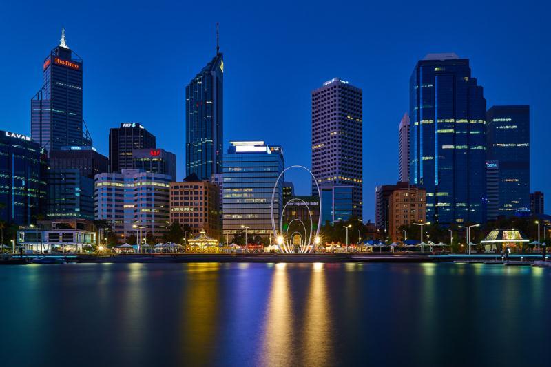 Macao & Perth Twin center