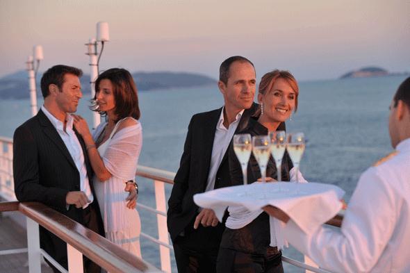Ponant taster Cruise