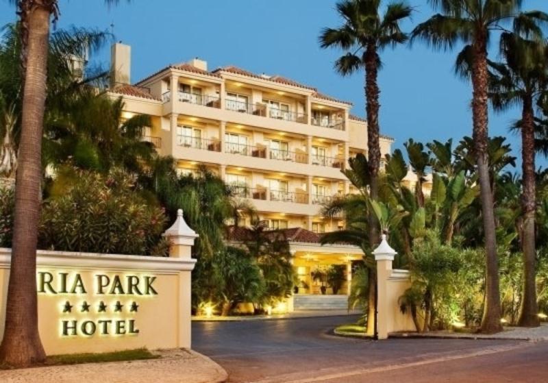 Algarve - 5* Ria Park Hotel & Spa
