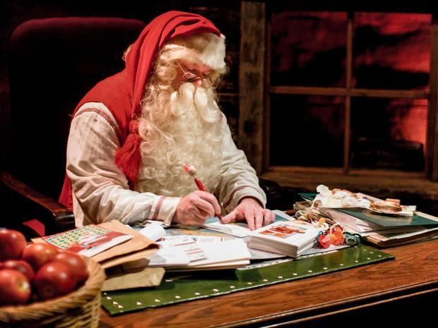 Santas Sleigh Day