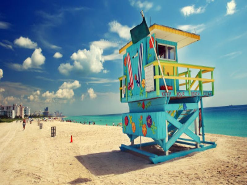Miami Beach & Caribbean Cruise