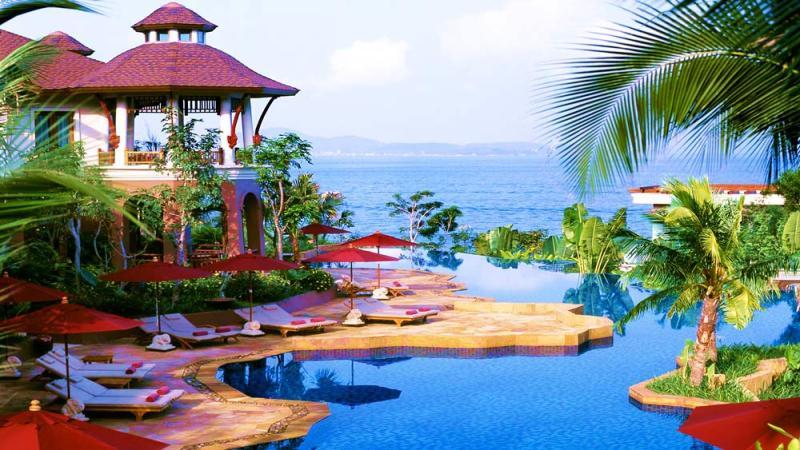 Thailand - 5* Pattaya Pullman