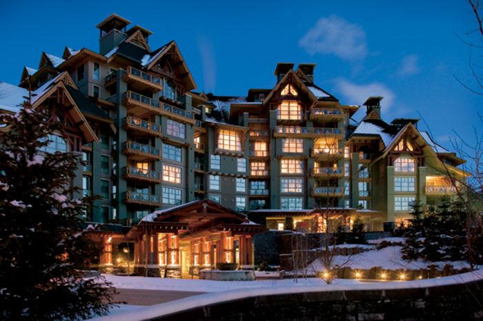 Whistler Canada - 5* Four Seasons Resort