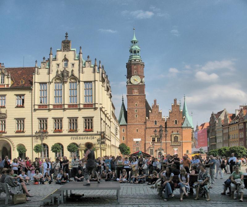 Wroclaw - 4* Scandic Wroclaw