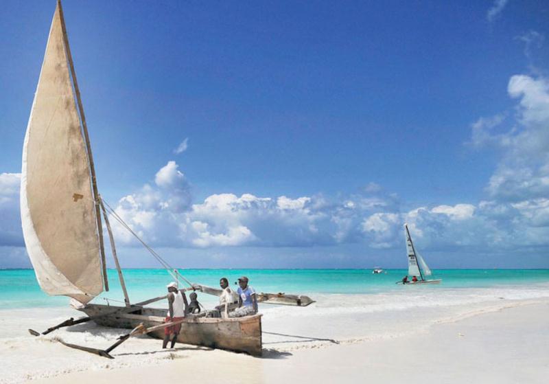 Zanzibar - 4* Breezes Beach Club