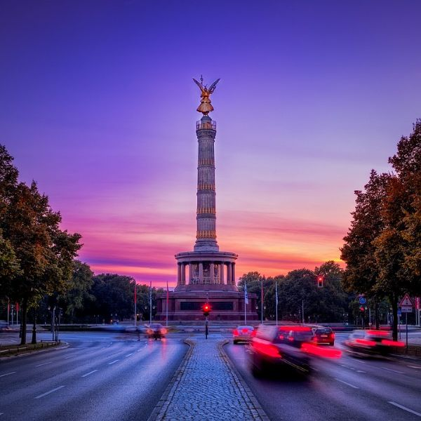 Berlin - 4* Wyndham Garden