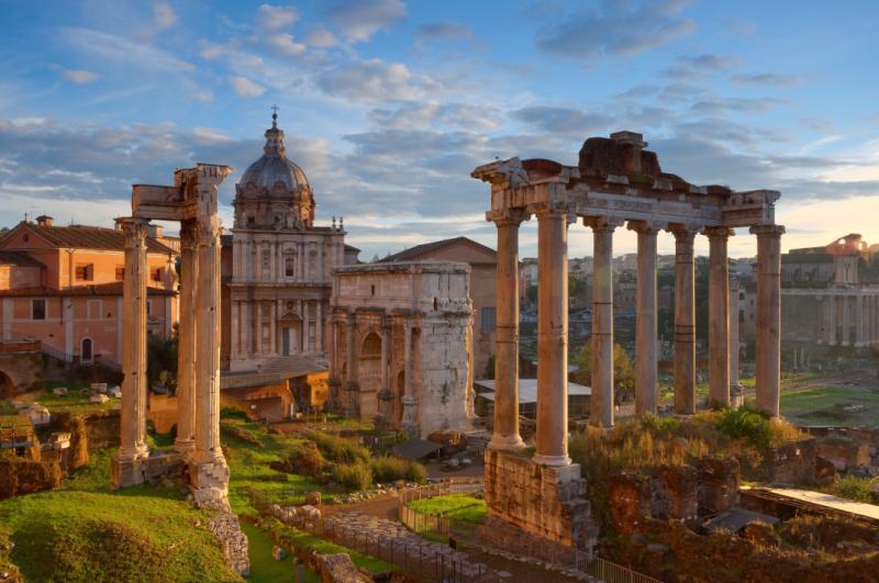 Dollar-rome-ruins