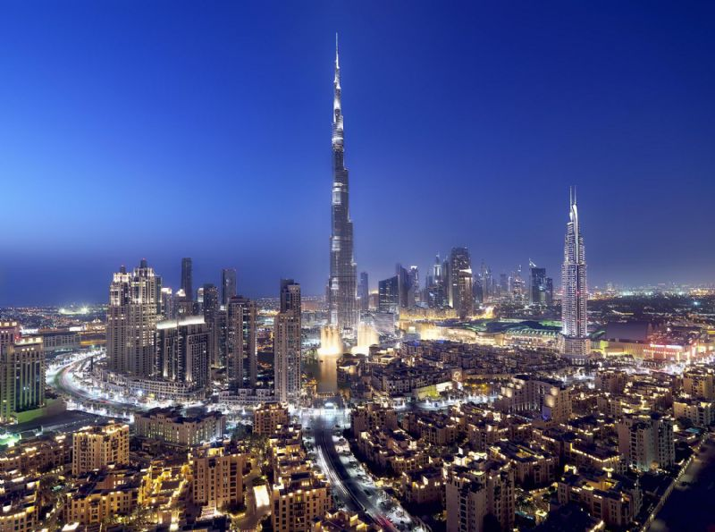 Dubai - 5* Conrad Hotel