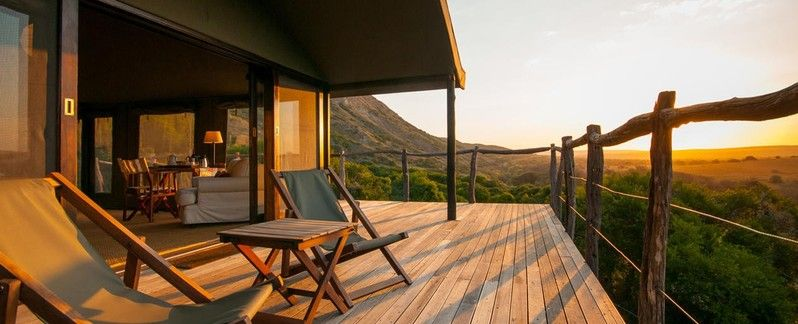 African lodges - An inside guide
