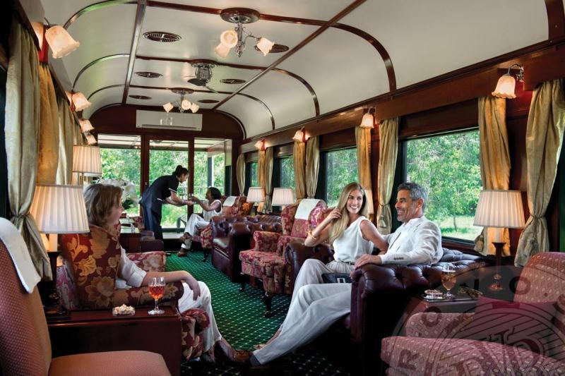 Rovos Rail Journey