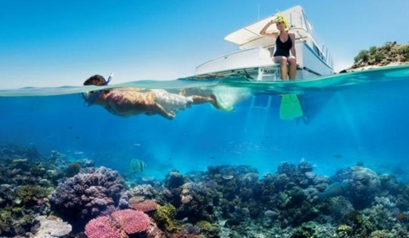 Cruise n stay Sydney, Queensland & the Great Barrier Reef