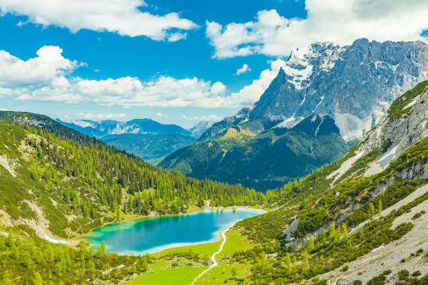 Austria - Hillwalking tour
