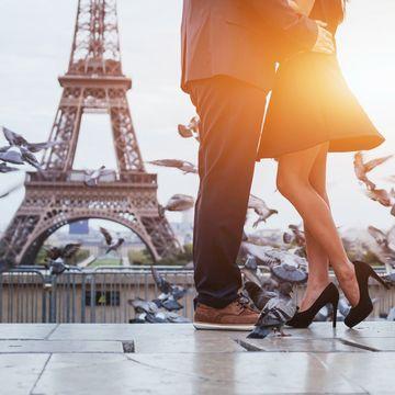 Romantic hotspots