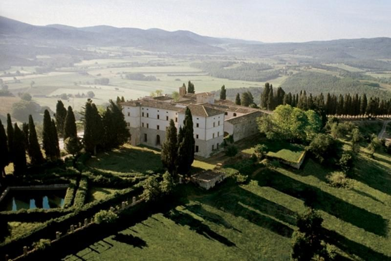 The ultimate Tuscan honeymoon