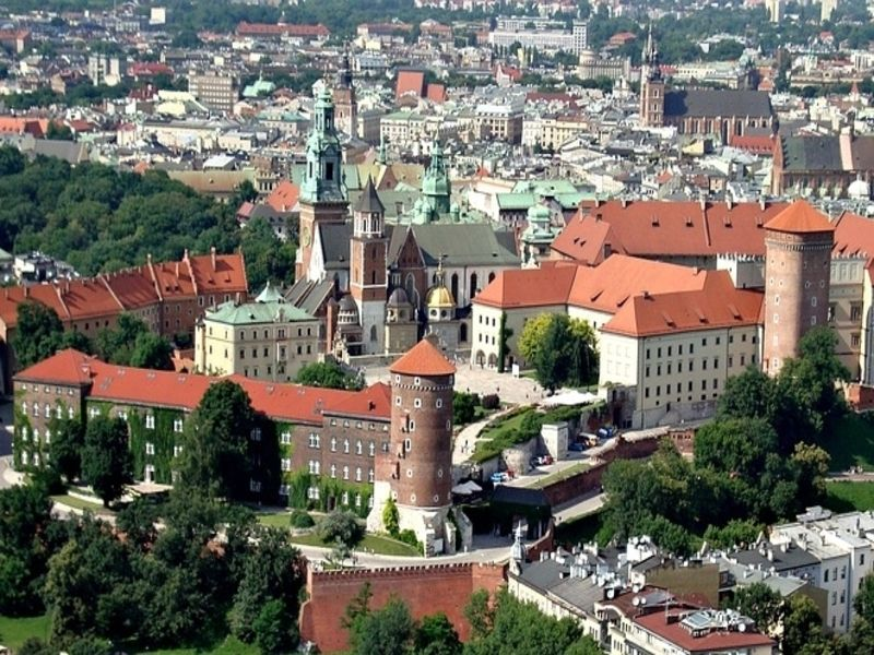 Krakow -  3* Secesja