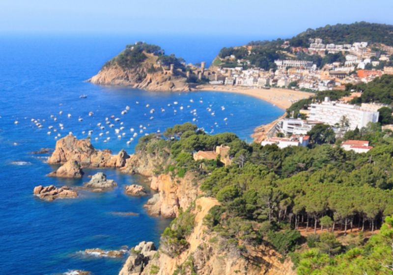 Costa Brava - 4* Tossa Beach & Center