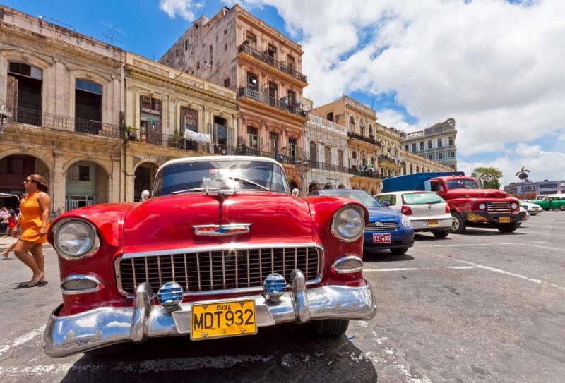 Cuba Escorted Tour