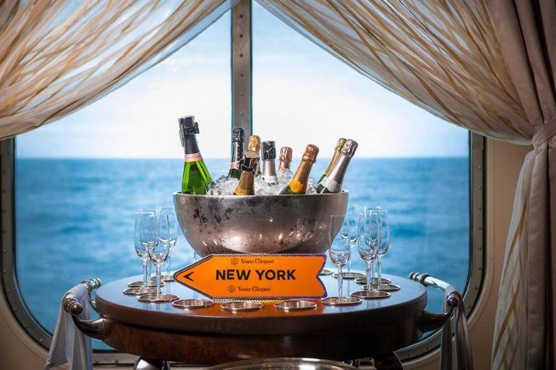 Cunard New York Cruise only