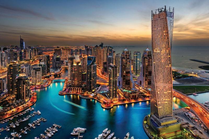 Cruise around Arabian Sea &India