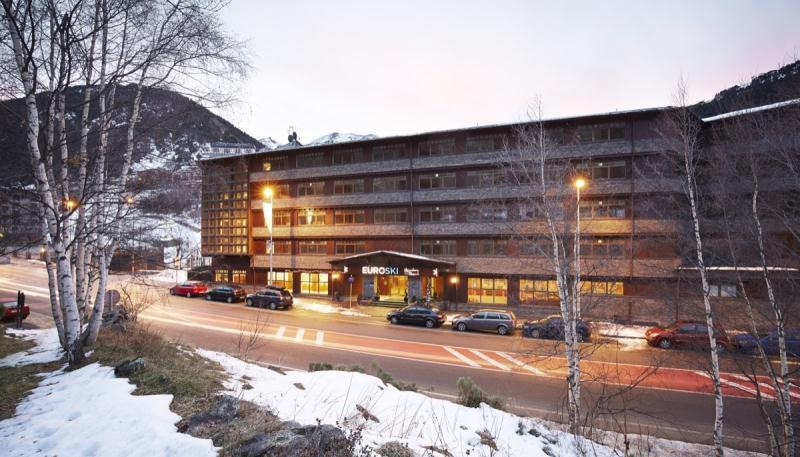 Andorra - 4* Hotel Euro Ski Resort