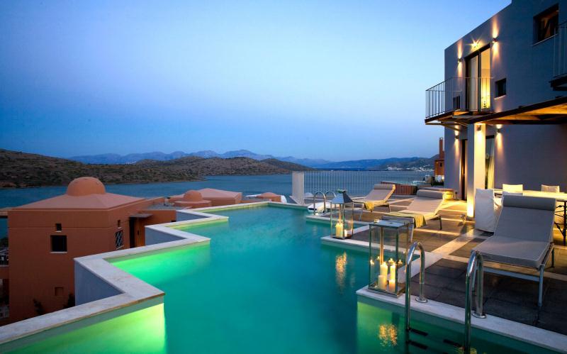 Crete - 5* Domes of Elouda