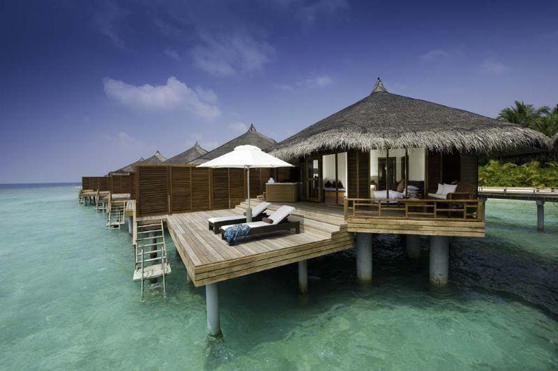 Maldives - 4* Water Villa with Jacuzzi