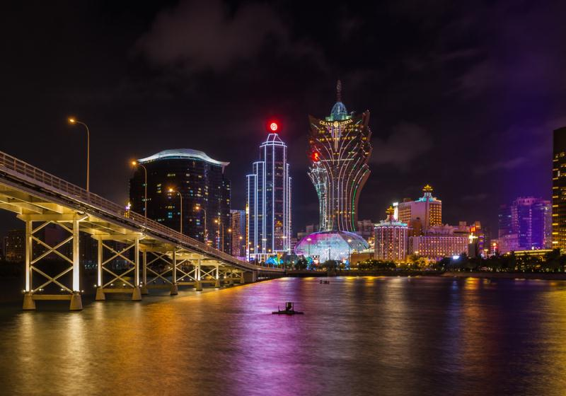Macao & Singapore Twin Center