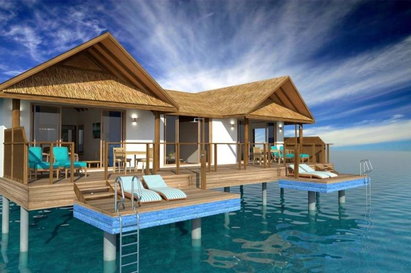 Luxury Maldives from Dublin