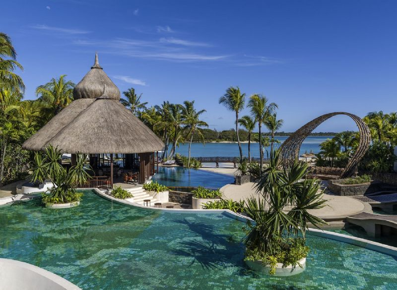 Mauritius - 5* Shangri-La's Le Touessrok