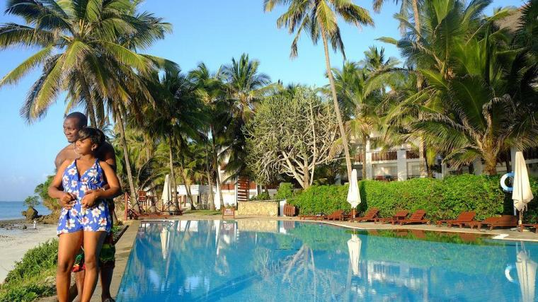Mombasa - 3*+ Voyager Beach Resort