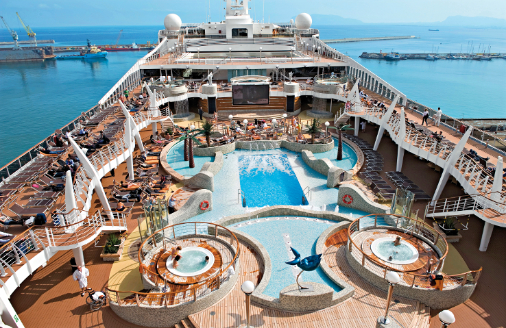 Summer 2018 Med Cruise