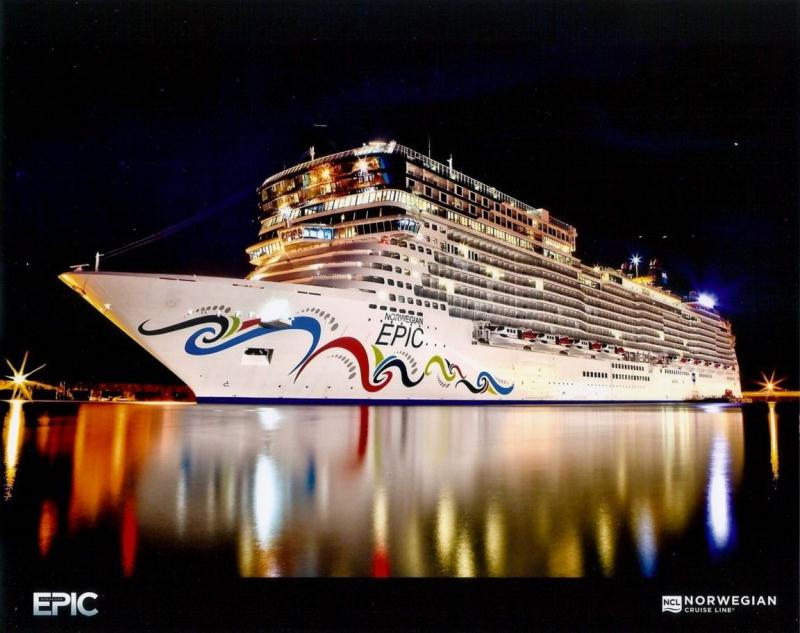 Western Med Cruise onboard Epic