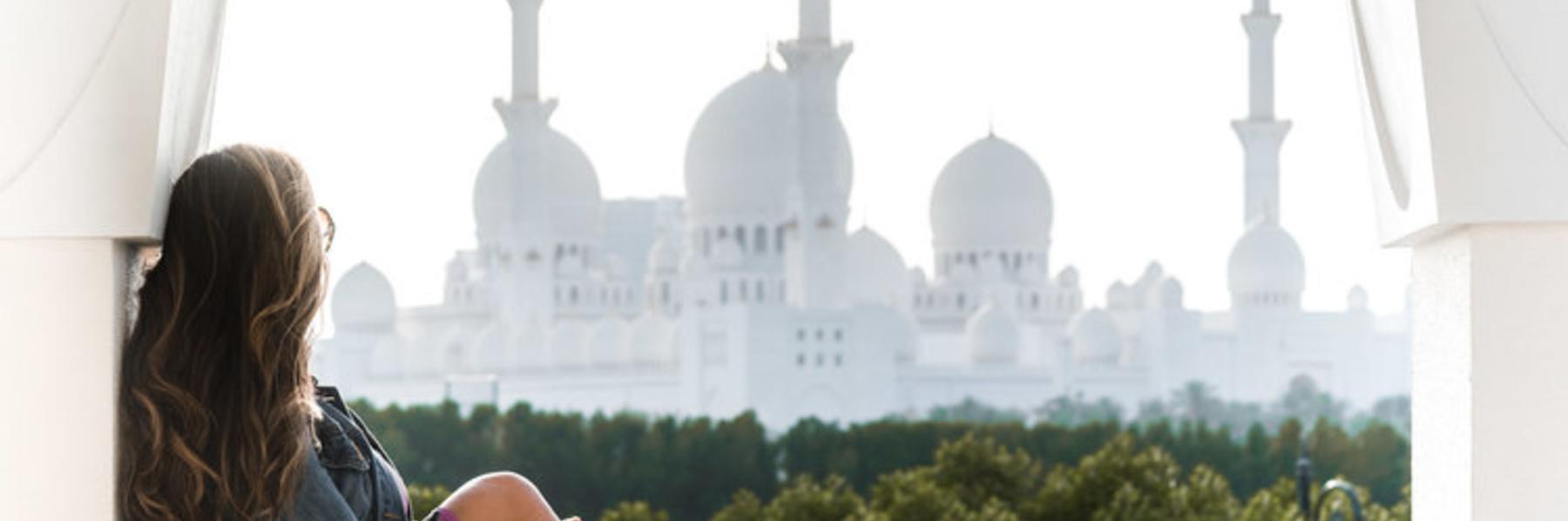 The Ritz Carlton Abu Dhabi from Dublin